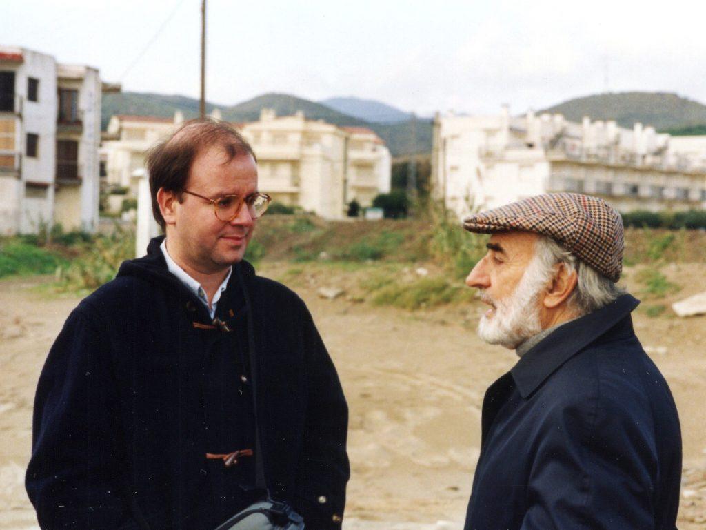 """""""Josep Palau i Fabre"""" (1993), 20 min."""