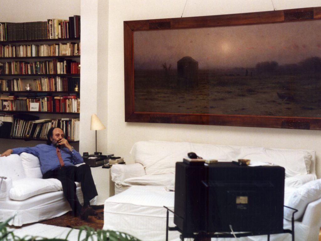 """Leopoldo Pomés: mirar, mirar, mirar"" (1994), 27 min."