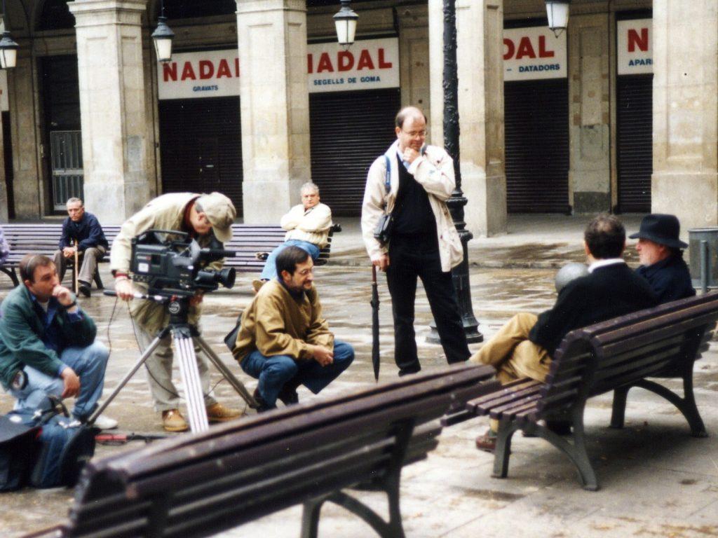 """""""Joan de Sagarra"""" (1995), 22 min."""