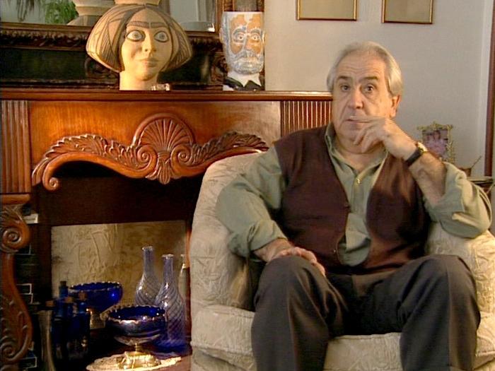 """""""Ricard Salvat"""" (1998), 28 min."""