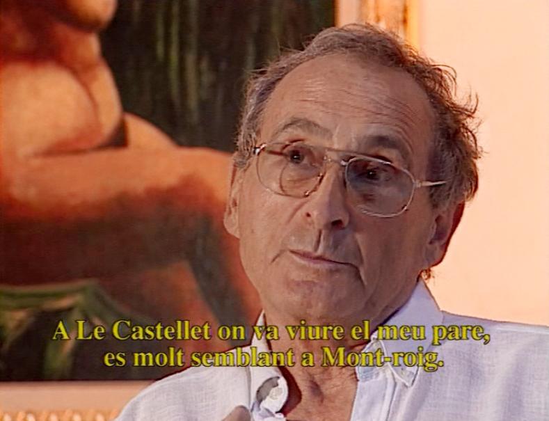"""""""Jacint Salvadó"""" (2000), 16 min."""