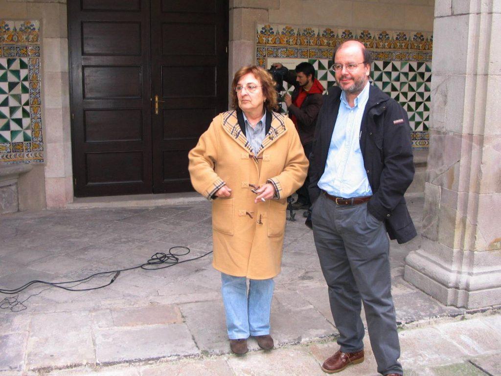 """""""Marta Pessarrodona"""" (2006), 45 min."""