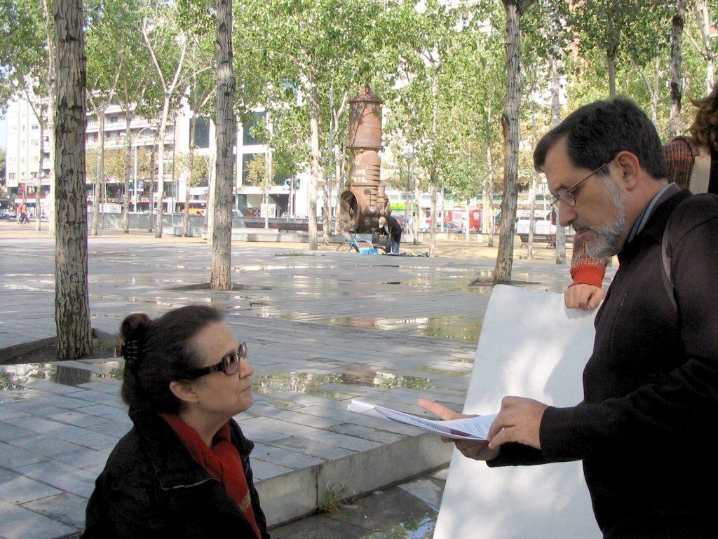 """""""Julieta Serrano"""" (2007), 45 min."""