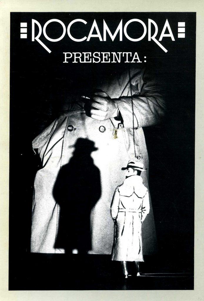 """""""Els Rocamora"""" amb J.M. García Ferrer (C.C.A.E., 1987)"""