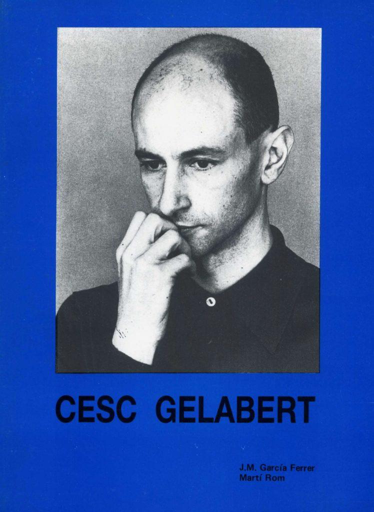"""Cesc Gelabert"" amb J.M. García Ferrer (C.C.A.E., 1990)"