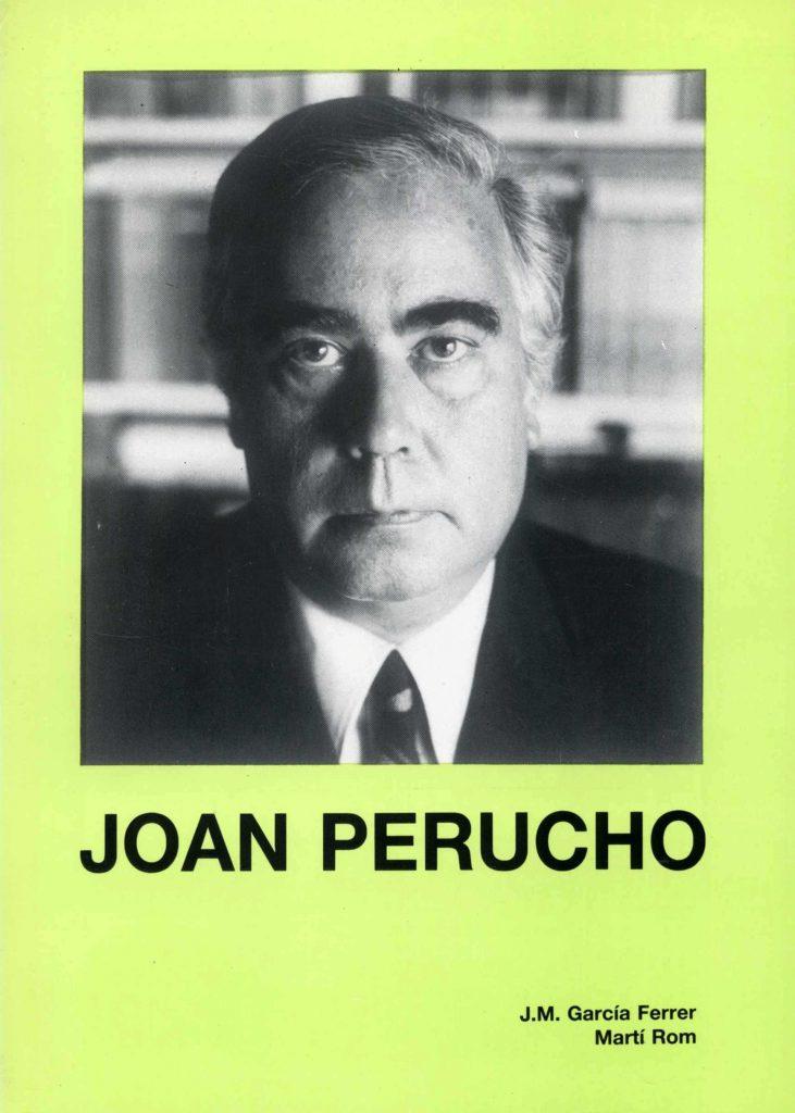 """""""Joan Perucho"""" amb J.M. García Ferrer (C.C.A.E., 1991)"""