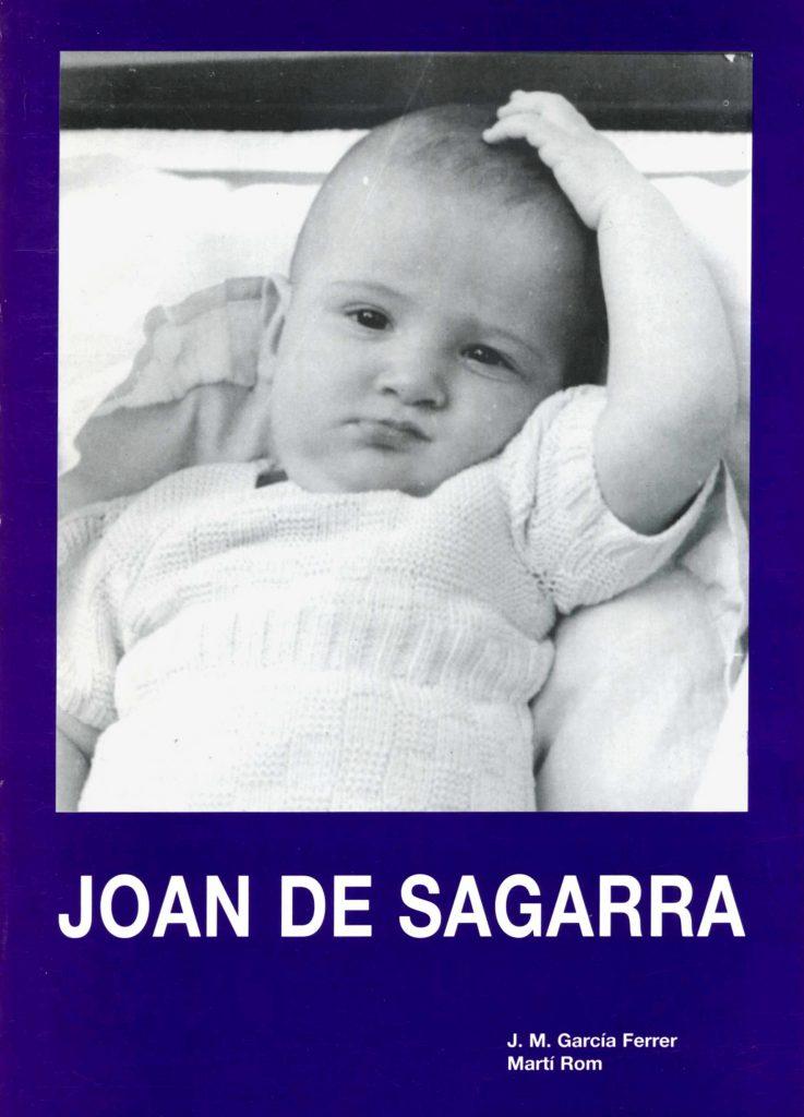 """""""Joan de Sagarra"""" amb J.M. García Ferrer (C.C.A.E., 1995)"""