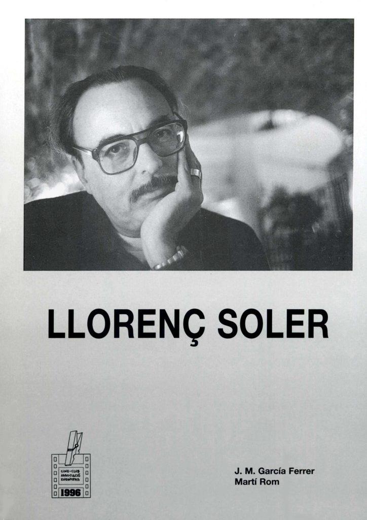 """""""Llorenç Soler"""" amb J.M. García Ferrer (C.C.A.E., 1996)"""
