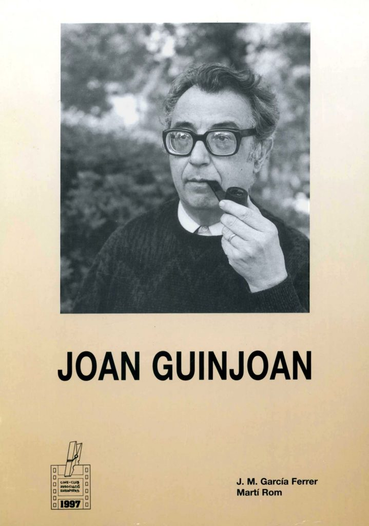"""""""Joan Guinjoan"""" amb J.M. García Ferrer (C.C.A.E., 1997)"""