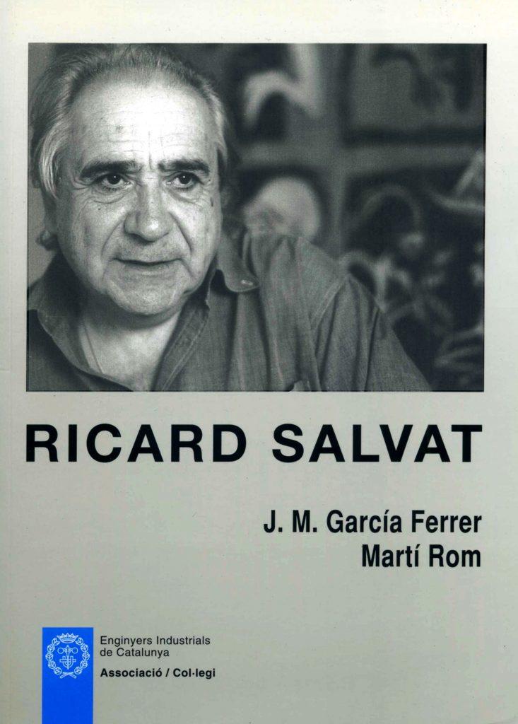 """""""Ricard Salvat"""" amb J.M. García Ferrer (C.C.A.E., 1998)"""