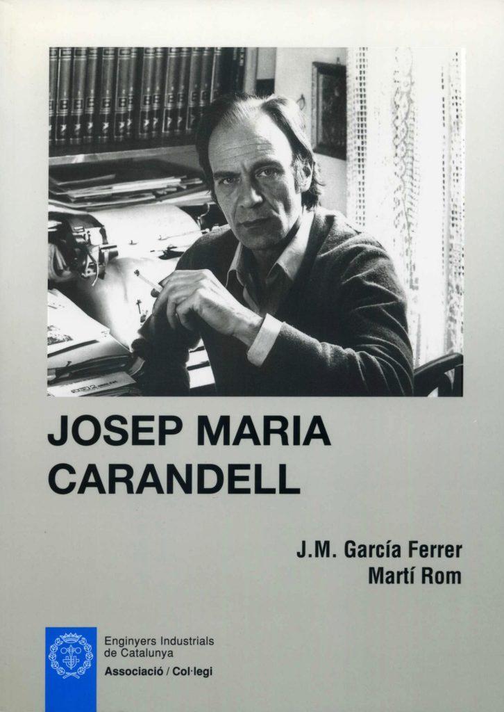 """""""Josep Maria Carandell"""" amb J.M. García Ferrer (C.C.A.E., 1999)"""