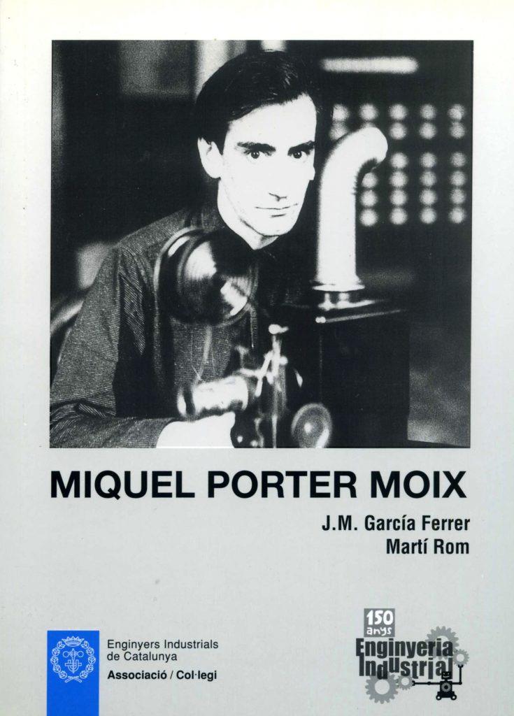 """""""Miquel Porter Moix"""" amb J.M. García Ferrer (C.C.A.E., 2000)"""