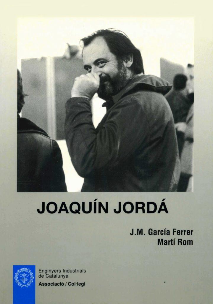 """""""Joaquín Jordá"""" amb J.M. García Ferrer (C.C.A.E., 2001)"""