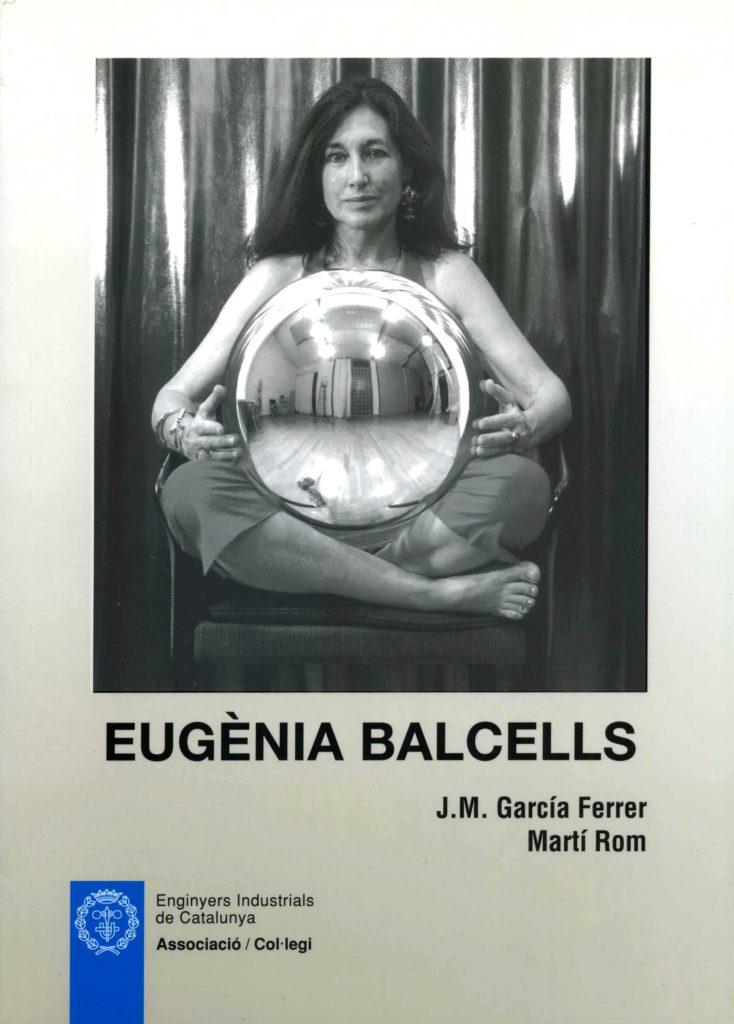 """""""Eugènia Balcells"""" amb J.M. García Ferrer (C.C.A.E., 2002)"""