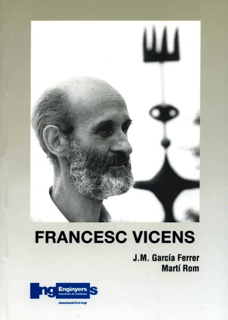 """""""Francesc Vicens"""" amb J.M. García Ferrer (C.C.A.E., 2003)"""