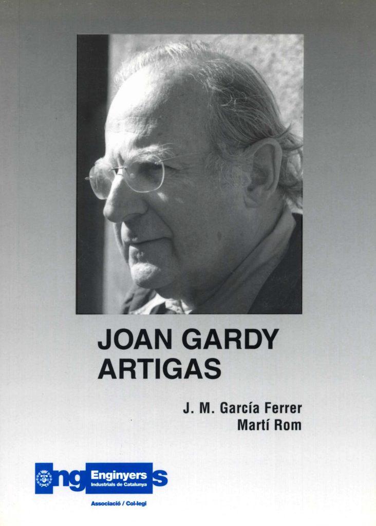 """""""Joan Gardy Artigas"""" amb J.M. García Ferrer (C.C.A.E., 2005)"""