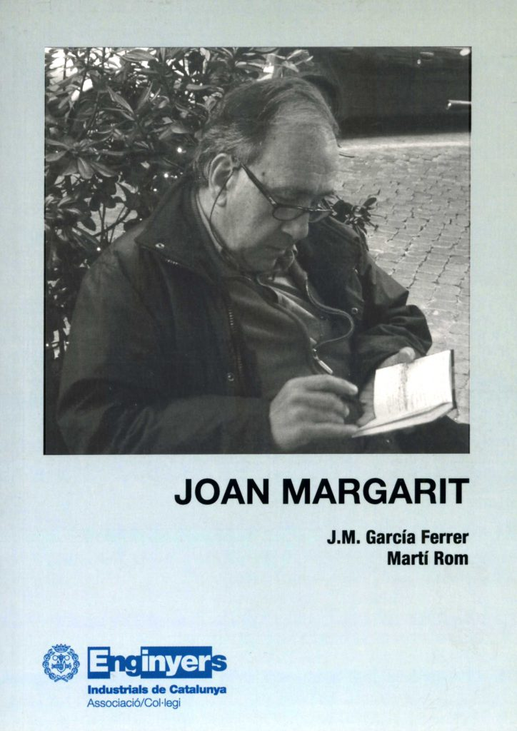 """""""Joan Margarit"""" amb J.M. García Ferrer (C.C.A.E., 2008)"""