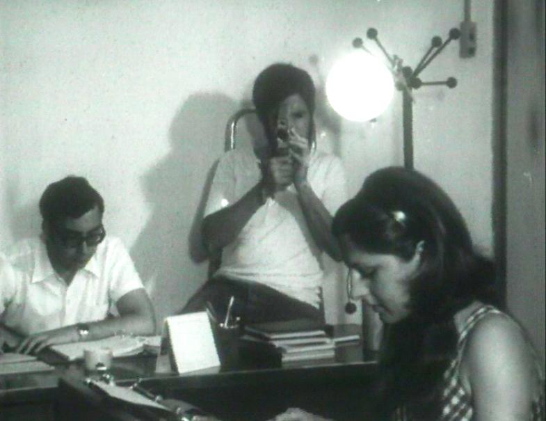 """""""Y ahora"""" (1973), 16 min."""