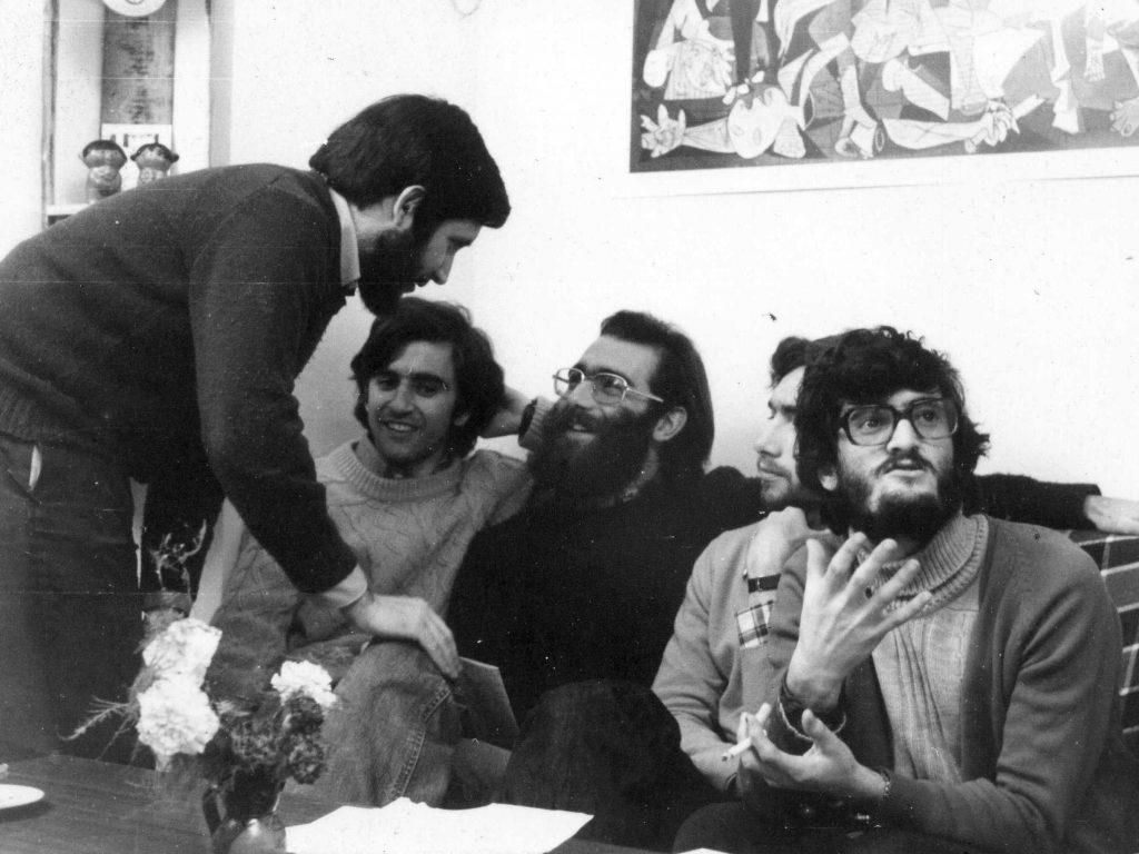 """""""Can Serra, la objeción de conciencia en España"""" (1976), 30 min. Amb la C.C.A."""