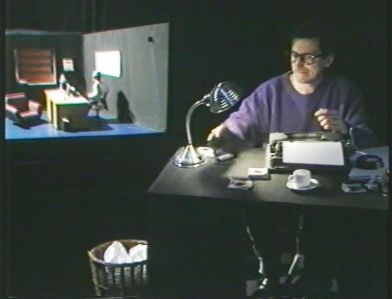 """""""Trayler Rocamora"""" (1987), 12 min."""