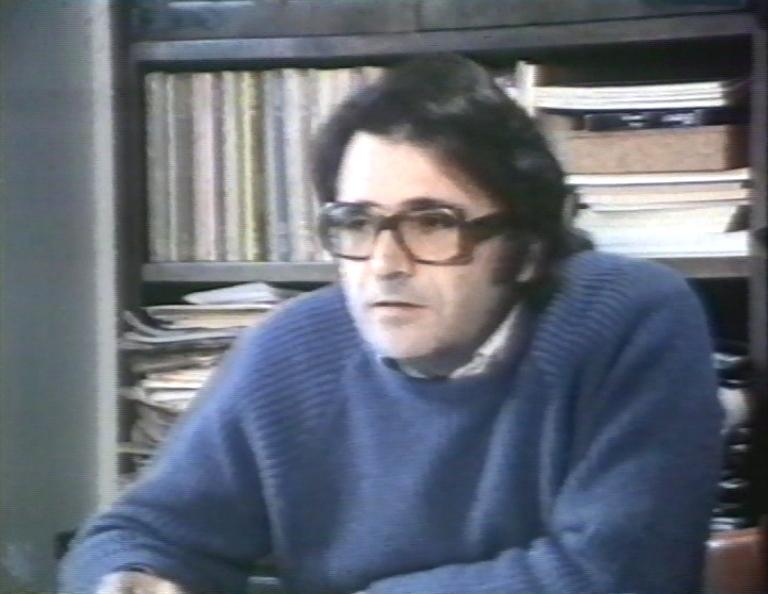 """""""Raúl Ruiz"""" (1988), 15 min."""