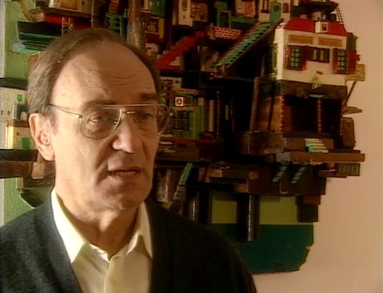 """Josep Maria Carandell"" (1999), 22 min."