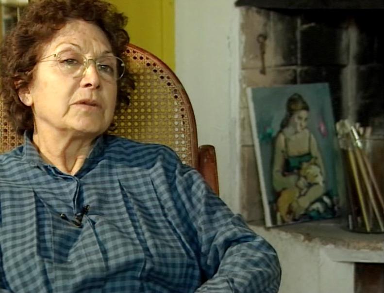 """Teresa Llàcer"" (2001), 18 min."
