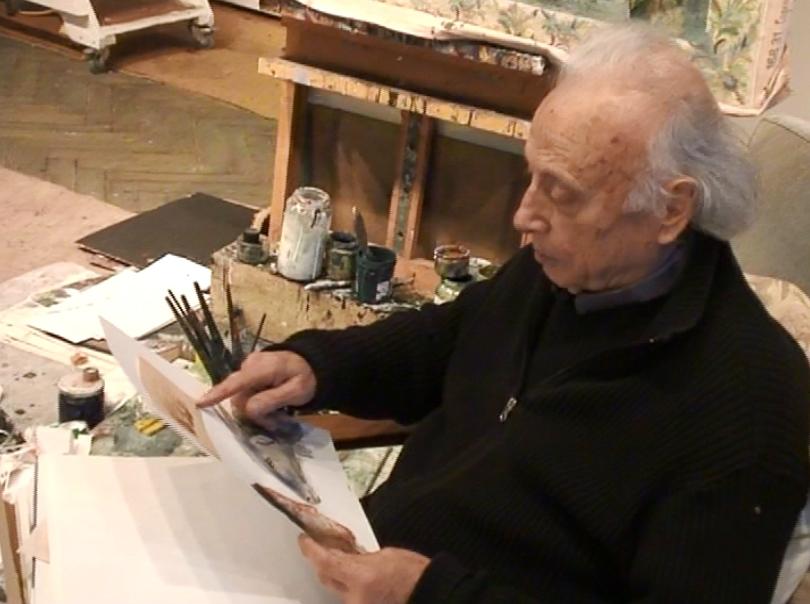 """""""80, Grau-Garriga"""" (2008), 7 min."""