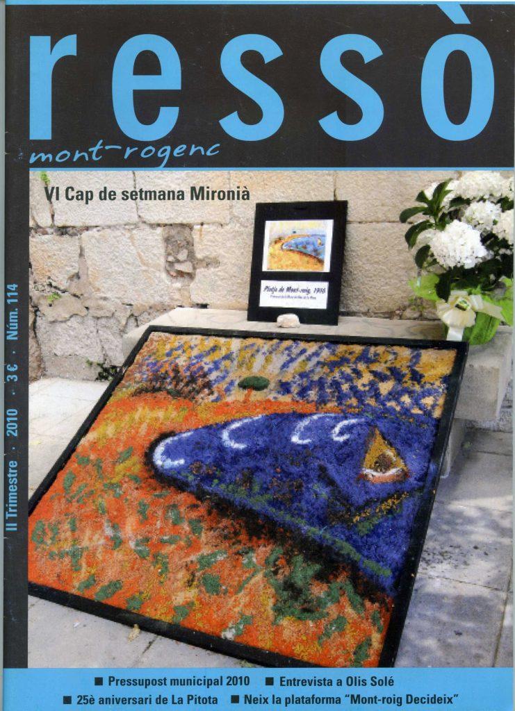 Revista Ressò mont-rogenc (1983...)