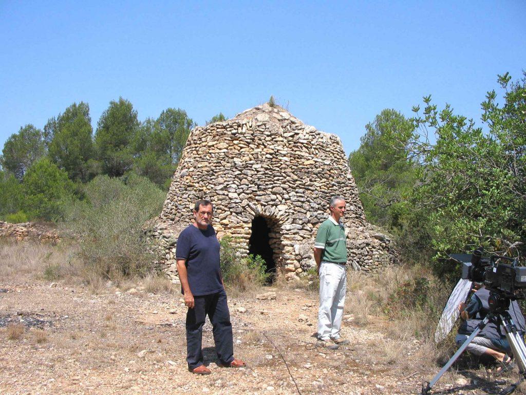 Barraques de pedra seca (a Mont-roig) (2006)